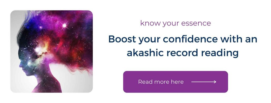 How an akashic reading helped me to boost my confidence