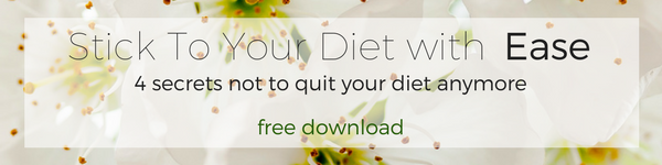 Stick to Your Diet with Ease