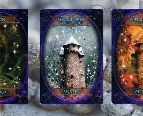 Witches Wisdom Oracle Deck Reading