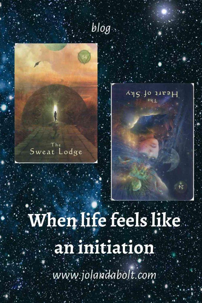 inititation oracle reading