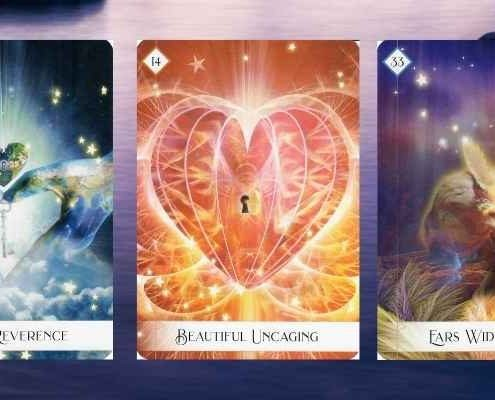 moving forward card reading