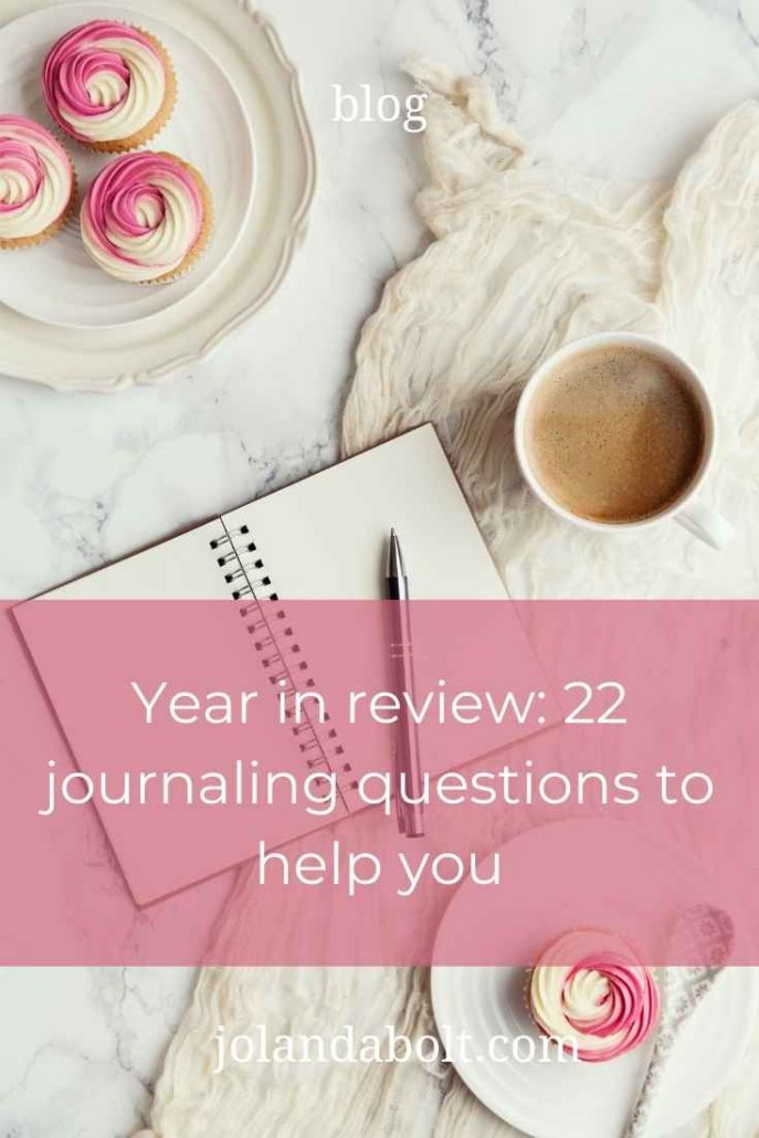 Year in review: 22 journaling questions to help you